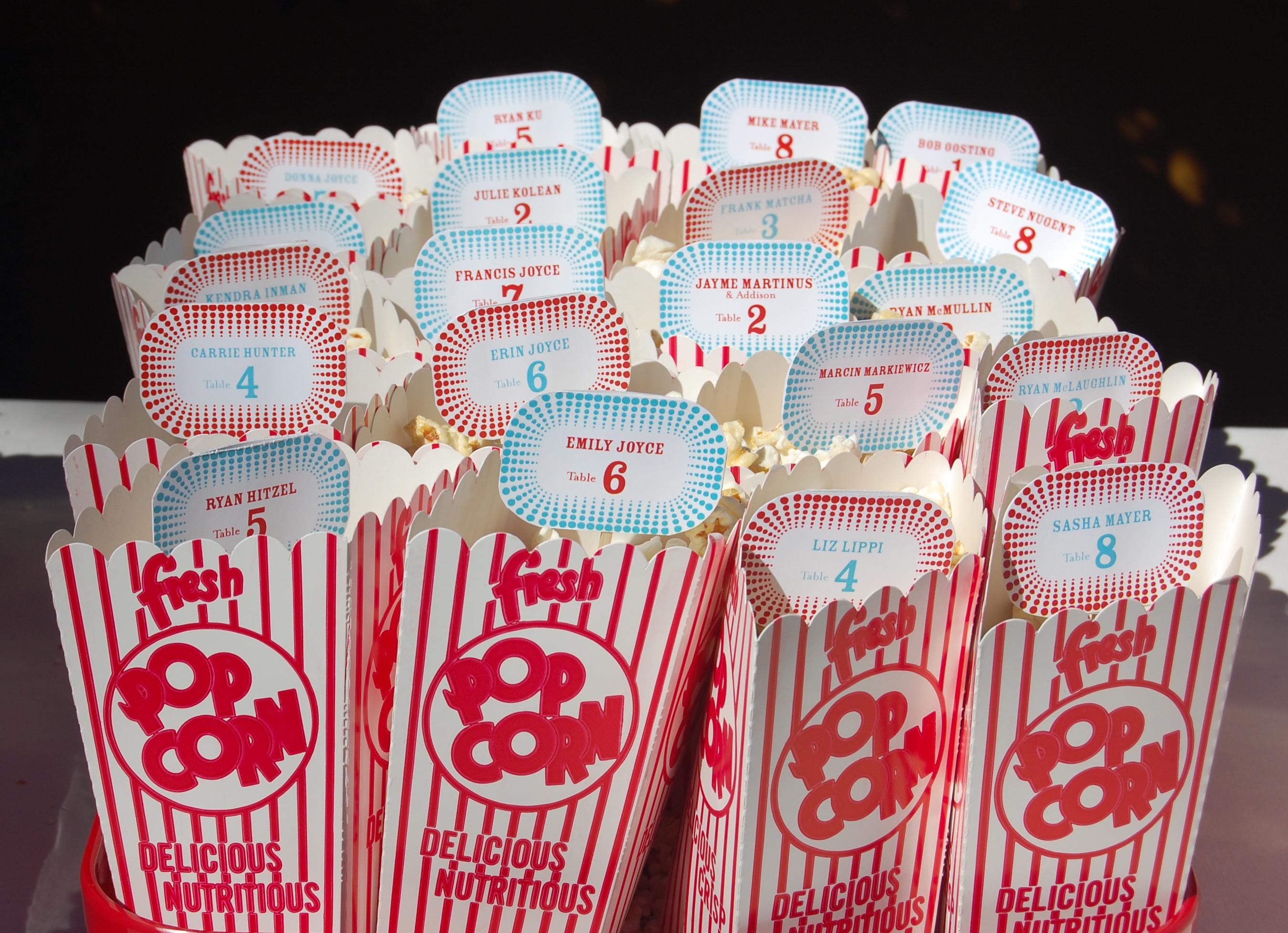 popcorn | Parcel Post