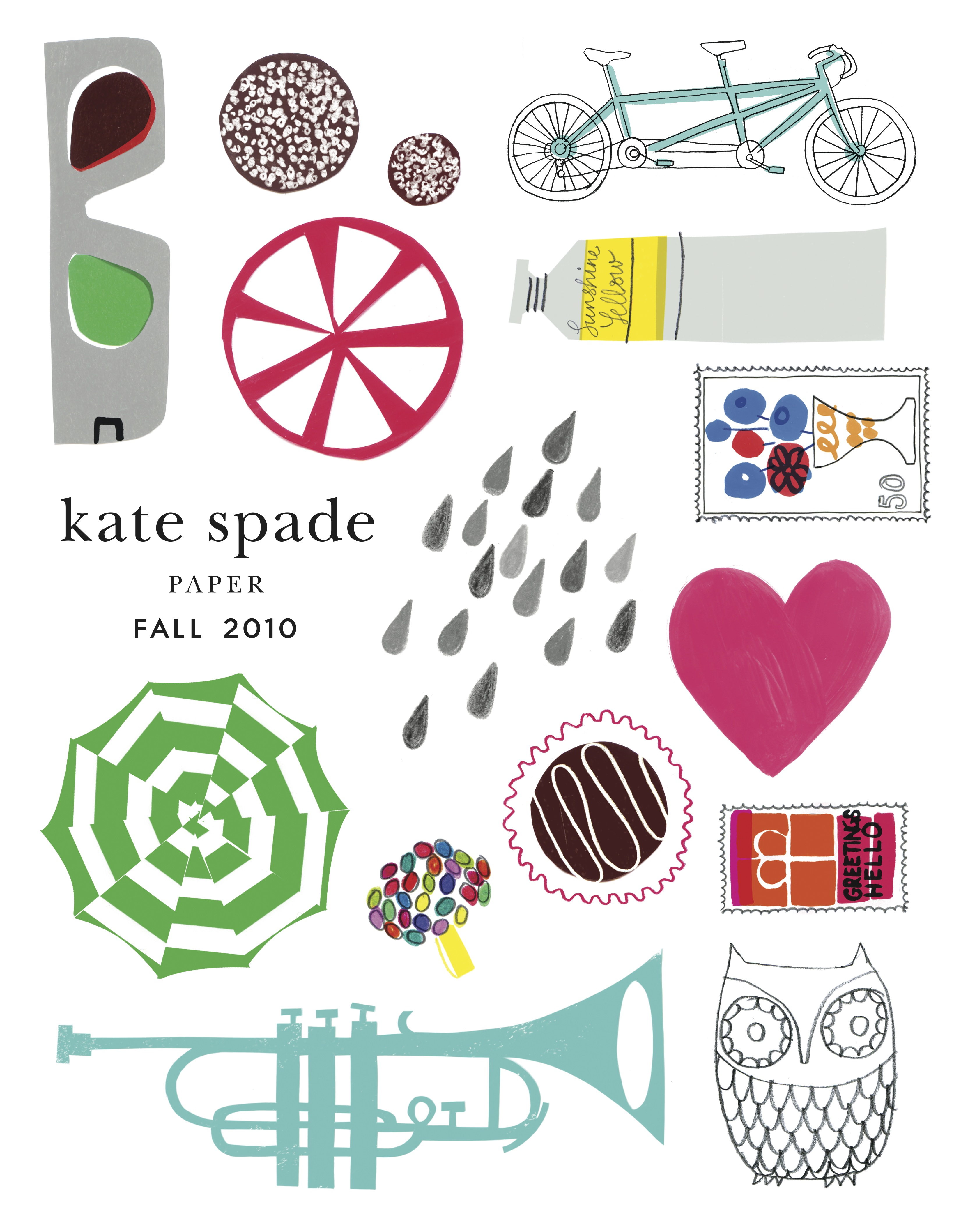 Favorite post No.482 new from Kate Spade Paper IU18