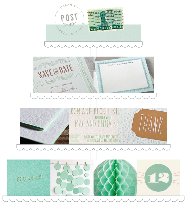 *mint* in the bridal lounge | urbanic