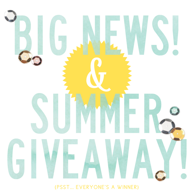 Big News & Summer Giveaway | Urbanic